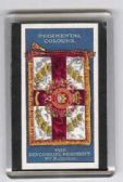 DEVONSHIRE REGIMENT 1st Bn COLOURS FRIDGE MAGNET